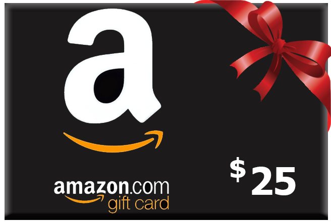 Amazon Gift Card 25 Amusecards